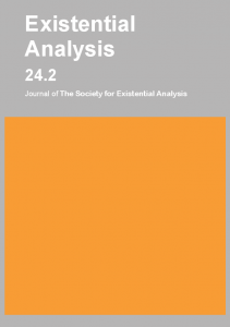 Existential Analysis 24.2 cover